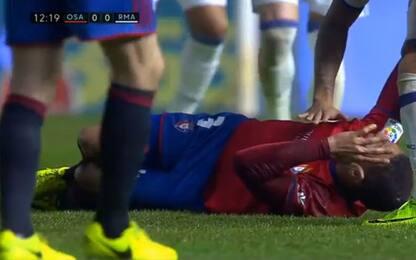 Liga, sabato choc: gli infortuni di Bonnin e Vidal
