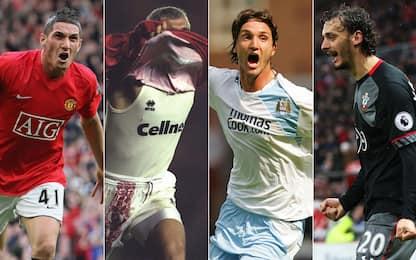 Italians da record: i migliori debutti in Premier