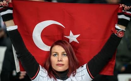 Euro 2024, Turchia candidata come paese ospitante