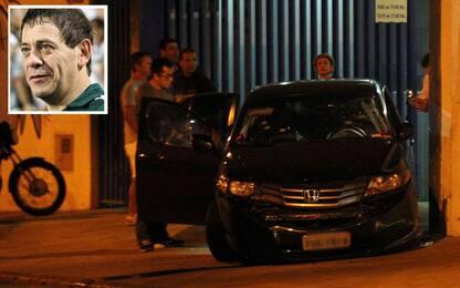 Brasile, assassinato capo tifoso Palmeiras