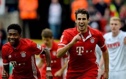 Tris del Bayern, Hoffenheim e Dortmund a valanga