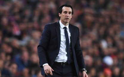 """PSG, Emery contro gli arbitri: """"Gara condizionata"""""""