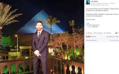 "L'egittologo: ""Messi è idiota"". Poi si scusa"