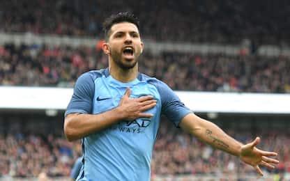 FA Cup, Man City vince 2-0 e vola in semifinale