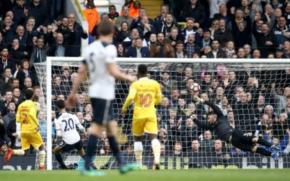 Fa Cup, il Tottenham esagera: 6-0 al Millwall