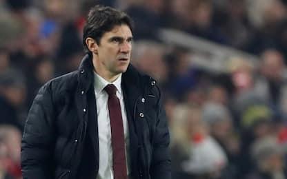 Premier, il Middlesbrough esonera Aitor Karanka