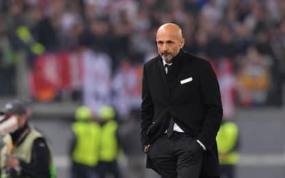 """Roma, Spalletti: """"Meritavamo di passare noi"""""""