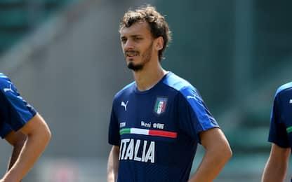 Italia: Ventura richiama Gabbiadini, out Marchisio