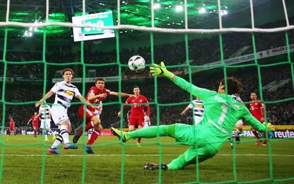 Il Bayern vince di misura e ipoteca il titolo