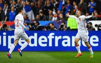 "Da Deulofeu a Dzeko, quanti ""italiani"" in gol"