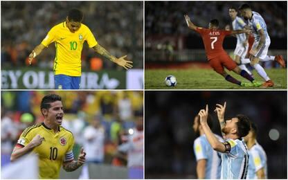 Sudamerica, qualificazioni mondiali: il programma