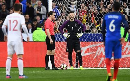 Francia-Spagna, vince la VAR