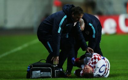Juventus, lesione del legamento crociato per Pjaca