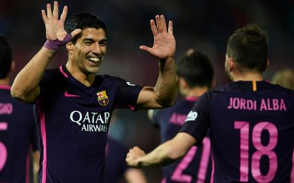 Real e Barça avanti tutta, il Siviglia rallenta