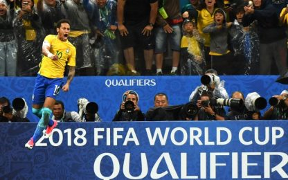 Ranking FIFA, Brasile torna in testa. Italia 12a