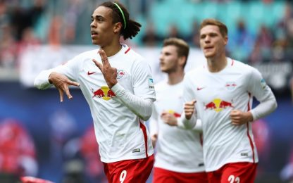 Bundesliga, il Lipsia vince ed è in Champions