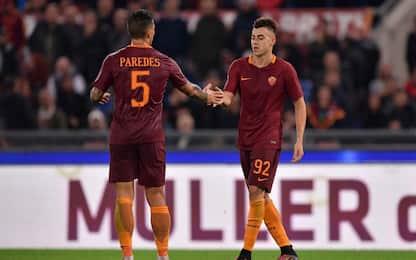 Serie A, Chievo-Roma: formazioni ufficiali