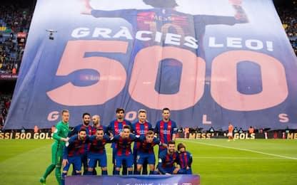 Settebello Barça, il Real risponde: 6-2 al Depor