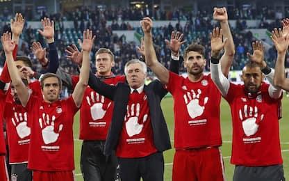 Germania, il Bayern di Ancelotti è campione