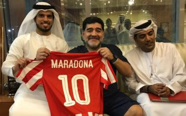 maradona_fujairah
