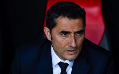 Barcellona, Valverde sarà il nuovo allenatore