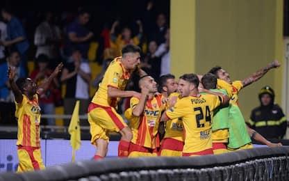 Primo round al Benevento: 1-0 al Perugia