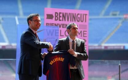"""Barça, Valverde: """"E' la sfida più affascinante"""""""