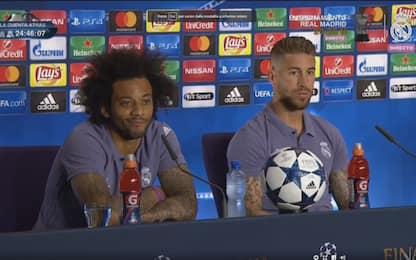 "Ramos: ""Facciamo la storia"". Marcelo provoca Alves"