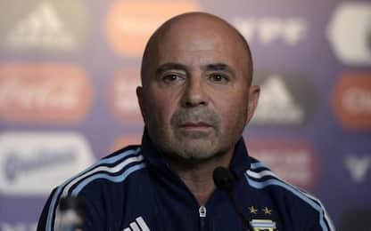 "Sampaoli: ""Saremo al Mondiale. Icardi e Dybala..."""