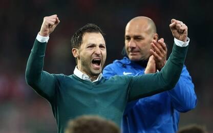 Domenico Tedesco nuovo allenatore dello Schalke