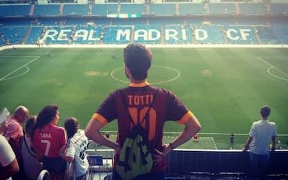 Real-Roma Legends, che emozioni: ma senza Totti...