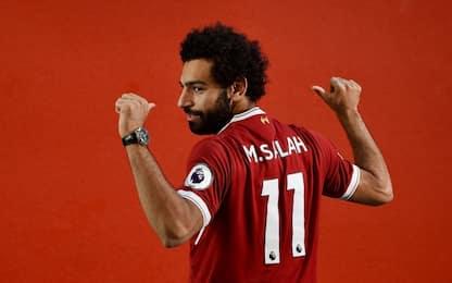 Liverpool, ufficiale: ecco Salah per 42M più bonus