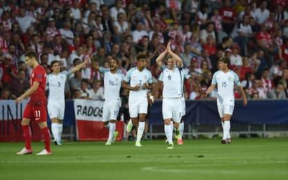 Euro U21, l'Inghilterra vola in semifinale