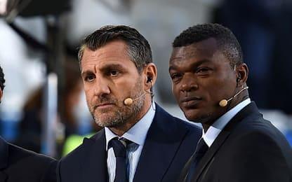 """Vieri sicuro: """"Con Spalletti Inter in Champions"""""""