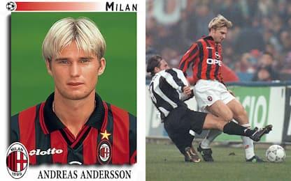 """""""Affaracci"""", Andreas Andersson al Milan (1997)"""