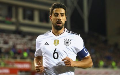 Germania, ecco i pre-convocati: c'è Khedira