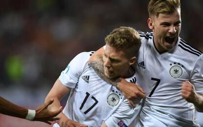 Europei Under 21, Germania campione: Spagna ko 1-0