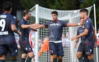 Petkovic e poi Zoller: Bologna-Colonia finisce 1-1