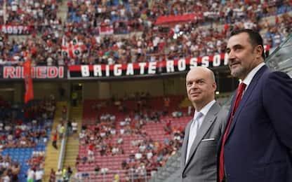 """Milan, Fassone: """"Ibra o Falcao? Non dico di no..."""""""