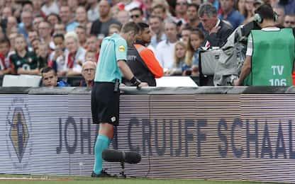 Olanda, al Feyenoord la Supercoppa. Polemiche VAR
