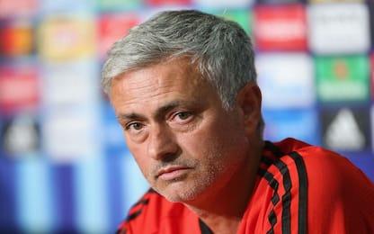 "Mourinho: ""2-1 giusto ma ci fosse stato il VAR..."""