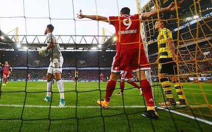 Supercoppa tedesca, il VAR fa cilecca: le scuse