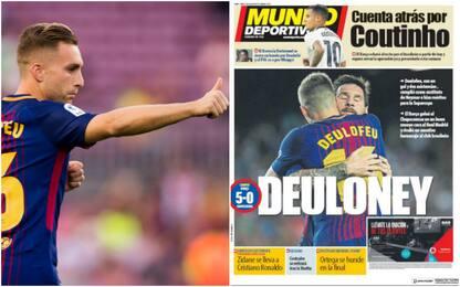 Barça, chiamatelo Deuloney: Deulofeu nuovo Neymar?