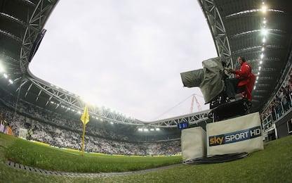 Sky, il calcio d'inizio: oltre 2mila partite Live