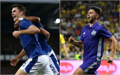 Europa League, gli altri risultati dei playoff