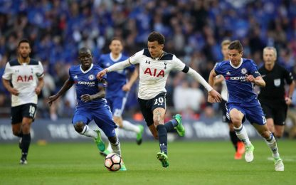"Tottenham-Chelsea, un derby sempre ""cruciale"""