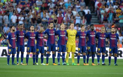 Barça, André Gomes e Sergi Roberto out con la Juve