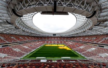Qualificazioni Mondiali, la programmazione di Sky