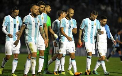 Uruguay e Argentina non si fanno male: termina 0-0