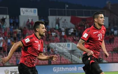 Qualificazioni Mondiali, Albania ok. Cade Israele